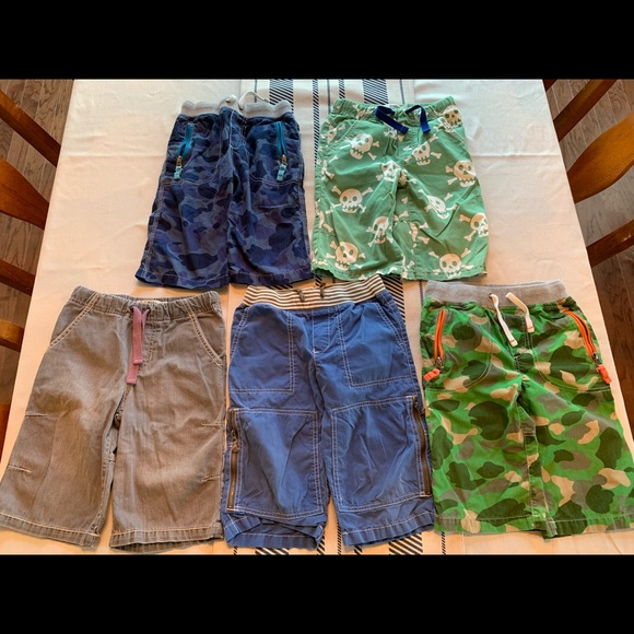 Mini Boden Other - 6/7 lot of Mini Boden shorts.